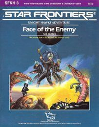 Star Frontiers - 2001/2010 adventure modules - Wayne's Books RPG Reference