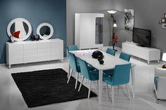 Şık ve güzel bir masa da yemek yemek için bu takım sizin için en uygunudur.Daha fazla bilgi için sitemizi ziyaret edebilirsiniz. Bedroom Furniture Design, Modern Furniture, Teen Room Decor, Living Room Decor, Counter Height Table, Dinning Table, Luxury Living, Diy Kitchen, Living Room Designs