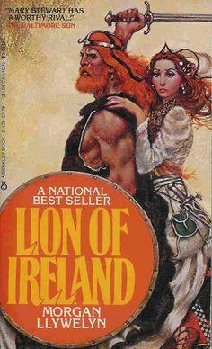 Lion of Ireland by Morgan Llywelyn