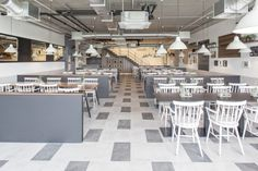 CLINTONS Restaurant & Staff Canteen by Susanne Kaiser – Architektur & Interior Design, Berlin – Germany » Retail Design Blog