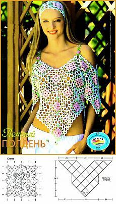 Fabulous Crochet a Little Black Crochet Dress Ideas. Georgeous Crochet a Little Black Crochet Dress Ideas. Crochet Granny, Crochet Motif, Crochet Designs, Knit Crochet, Crochet Patterns, Crochet Bikini, Black Crochet Dress, Crochet Cardigan, Crochet Diagram