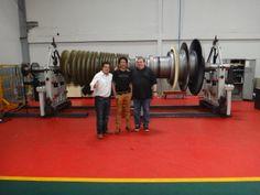 Major Overhaul #Siemens #Westinghouse W251 & Rotor Refurbishment
