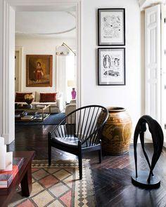 kouzelné prostory: bohémský   moderní v Madridu