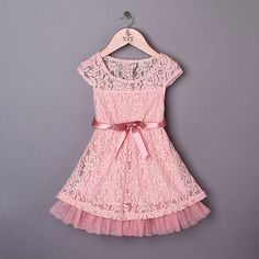 Hey, I found this really awesome Etsy listing at https://www.etsy.com/listing/220617515/toddler-pink-lace-easter-dress-girl-east