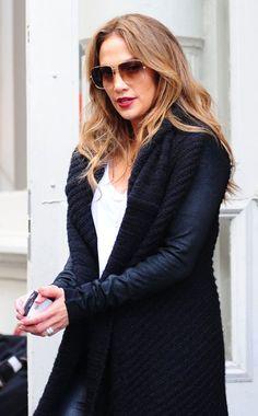 Jennifer Lopez best hair.
