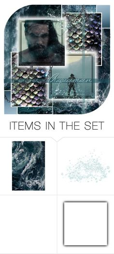 """""""Aquaman"""" by asktheravens ❤ liked on Polyvore featuring art and BOTE2"""