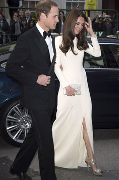Kate Middleton - Claridges