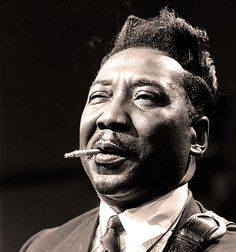 "joeyx:  On this day, April 30th, in 1983: Muddy Waters passed away in his sleep. He was 70.Today's soundtrack: Today, let's go with ""At Newport, 1960.""Today's screening: ""Cadillac Records""Today's quotes: ""Well you know, there should be no law on people that want to smoke a little dope."" - Muddy ""The first guitar player I was aware of was Muddy Waters. I first heard him as a little boy and it scared me to death"" - Jimi HendrixToday's ill-advised tattoo: http://tinyurl.com/oj6v87f"