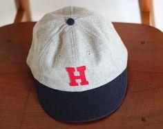 COOPERSTOWN BALL CAP CO. : BASEBALL CAP H