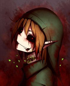 --Ben Drowned-- by Likesac on DeviantArt