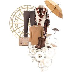 How To Wear Brella Outfit Idea 2017 - Fashion Trends Ready To Wear For Plus Size, Curvy Women Over 20, 30, 40, 50