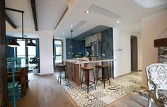Apartment in Shanghai By Kevin Keegan