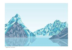 Milford Sound, New Zealand Art Print (A2 sized, 594mm4x 420mm)