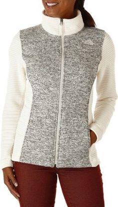 The North Face Women's Indi Full-Zip Fleece Jacket