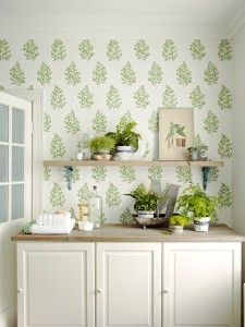 Sanderson Home, Angel Ferns Wallpaper is the perfect co-ordinate to Angel Ferns Made to measure curtains & blinds. See the blog for fresh ideas.