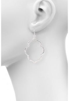 Type 2 Frame My Affection Earrings