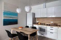 Apartament de 42 mp transformat intr-unul de 2 camere- Inspiratie in amenajarea casei - www.povesteacasei.ro