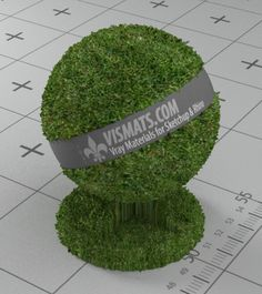 Free Grass .vismat Materials for Vray for Sketchup & Rhino
