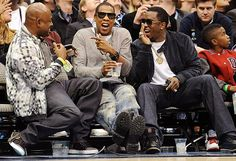 Dr. Dre, Diddy, and Jay-Z Top 'Forbes' 2012 Hip-Hop Cash Kings List