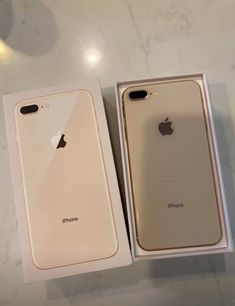 Unlocked to any carrier iCloud unlocked No cracks or scratches Comes Black otter box case and 2 emojis cases Original box and a charger Unlock Iphone, Iphone Phone, Iphone Cases, Iphone 8 Plus, Rose Gold Phone, Tumblr Iphone, Gold Aesthetic, Apple Products, New Phones