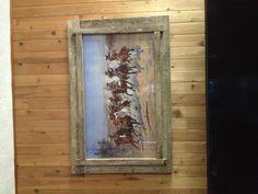 Home made frame
