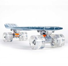 The Sunset Ghost (Clear Deck with White Flare LED Wheels) DriftingThru.com  Led 9a74146c008