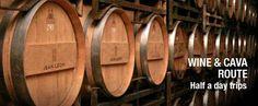 Wine and Cava tour outside Barcelona