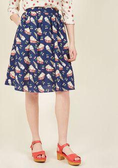 Sweet Spot A-Line Skirt