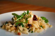 "Orzo ""Pasta Salad"""
