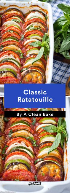 If a rat can make it, so can you. #Greatist http://greatist.com/eat/ratatouille-recipes-to-eat-all-week