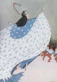 Vintage Fairies, Vintage Art, Graphic Design Print, Children's Book Illustration, Book Illustrations, Fairy Art, Digital Collage, Paper Texture, Fairy Tales