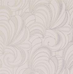 Rose Romance Ornamental Wallpaper R3036