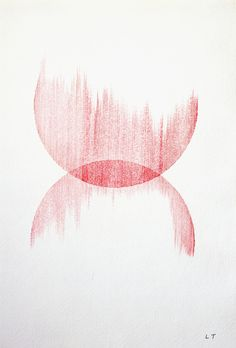 Embroidery idea - Lenore Tawney Untitled, ca. 1971 India ink on paper; Art Sketches, Art Drawings, India Ink, Doodle Patterns, Art Plastique, Geometric Art, Artist Art, Graphic, Art And Architecture
