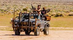 Wes Fenton Hyde Harpoon Truck, Wasteland Weekend