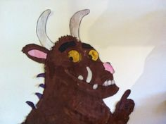Pin the tail on the Gruffalo