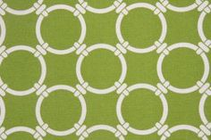 All Outdoor Fabric :: Premier Prints Linked Printed Poly Outdoor Fabric in Bay Green $8.95 per yard - Fabric Guru.com: Fabric, Discount Fabr...