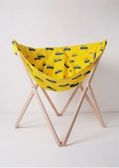 Chair by bobochoses: Inspired by '50s furniture design. #Chair #KIds #bobochoses