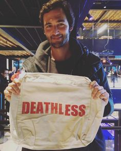 It was awesome to meet Jason Silva few weeks ago. His thoughts are brilliant! check out what he has to say @jasonlsilva  #JasonSilva #BrainGames #ShootsOfAwe #Mindscapes #Immortalist #MagicalRealism #DEATHLESS #DeathlessVR #vrexperience #vr #ar #virtualreality #augmentedreality  #360production #360VR #360video #NYC by deathlessvr - Shop VR at VirtualRealityDen.com