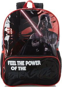 Star Wars Darth Vader Lightsaber Backpack