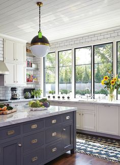 cool and different cabinet paint.