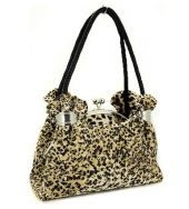 Leopard print weave Handbag Snake Skin, Weave, Women Accessories, Handbags, Tote Bag, Lady, Fashion, Moda, Fashion Styles