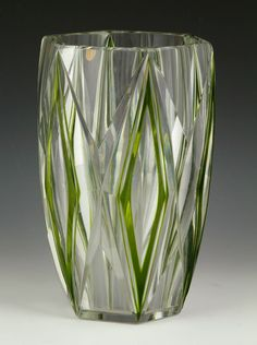 VSL vase Cerberes ou Septime? Perhaps from the 20/30, maybe later, but I think it's a stunning piece.