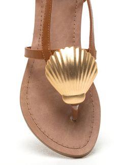 Shoe Republic Mermaid Sandals
