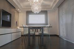 Tende da interno per appartamento di design