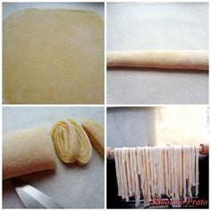 1 ovo batido  - 1/2 colher (chá) de sal  - 125 g de farinha de trigo  - 2 colheres (sopa) de água