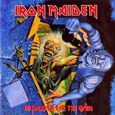 Iron Maiden Album Covers | ... The Largest Eddie Wallpaper Collection on the Net • Maiden World