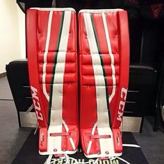 Here's a new set of CCM EFlex 2 pads!