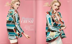 Mod Magazine Summer 2013 with Naked Roots Jacket