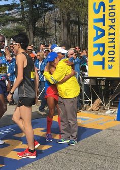 PERSONAL REFLECTIONS on a Special Year from the 2017 Boston Marathon - Rainier Fruit Company Fruit Company, Boston Marathon, Reflection, The Past, Running, Fitness, Model, Fashion, Moda
