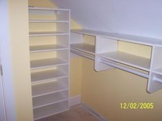 Slanted Ceilings? We Can Handle That! | California Closets